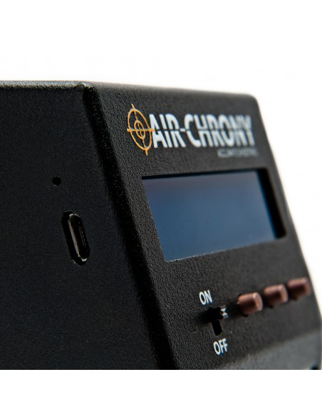 Střelecký chronograf Air Chrony