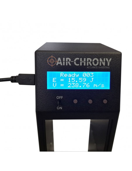 Ballistic chronograph Air Chrony
