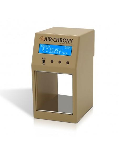 Ballistischer Chronograph (sandfarbe)