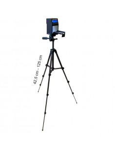 Tripod for Air Chrony 42-125 cm