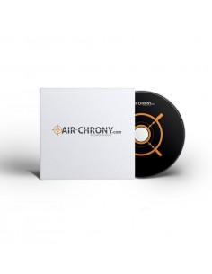 CD se softwarem Air Chrony