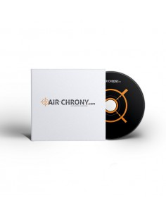 CD with software Air Chrony