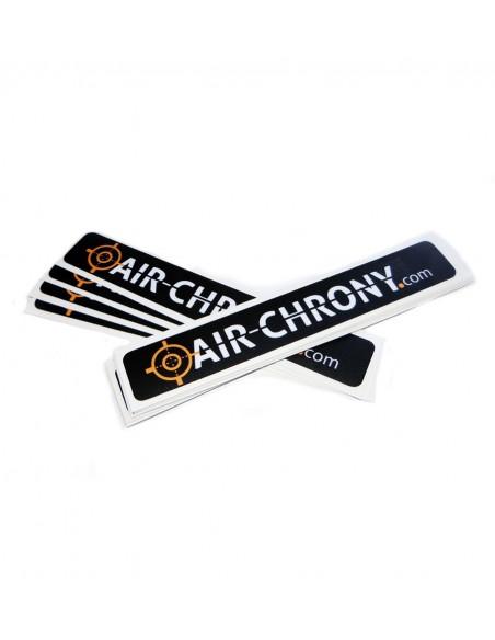 Наклейки  AirChrony