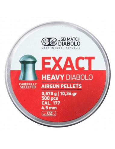 JSB Diabolo Exact Heavy