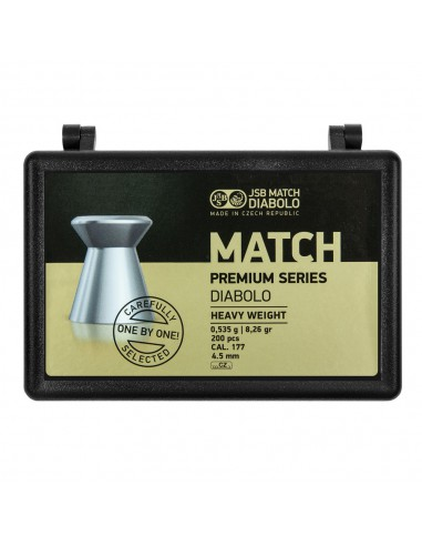 MATCH PREMIUM SERIES HEAVY