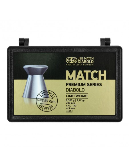 MATCH PREMIUM SERIES LIGHT