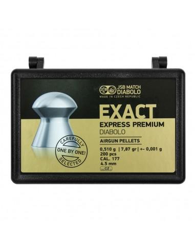 EXACT EXPRESS PREMIUM