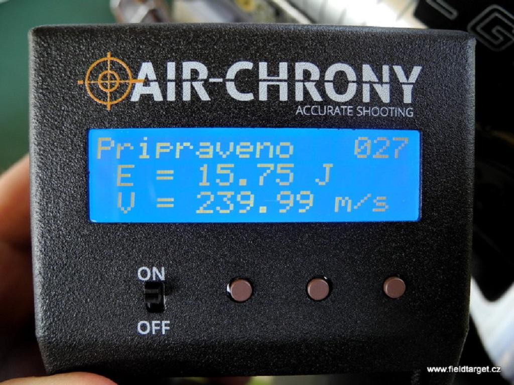 Air Chrony MK3