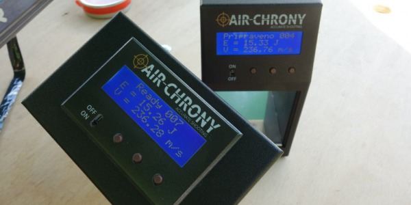 Review Air Chrony MK1